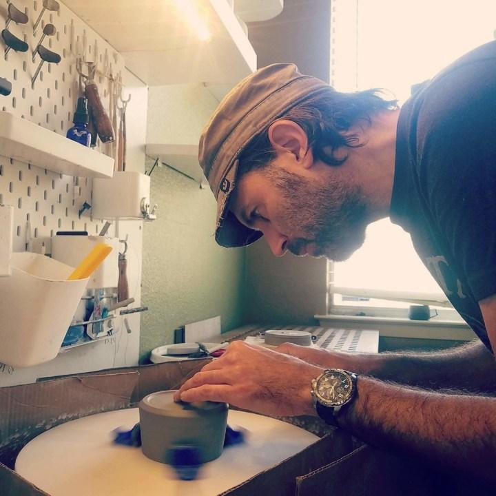 An Artist Making Pottery | Kristen Van Potter | Episode 737