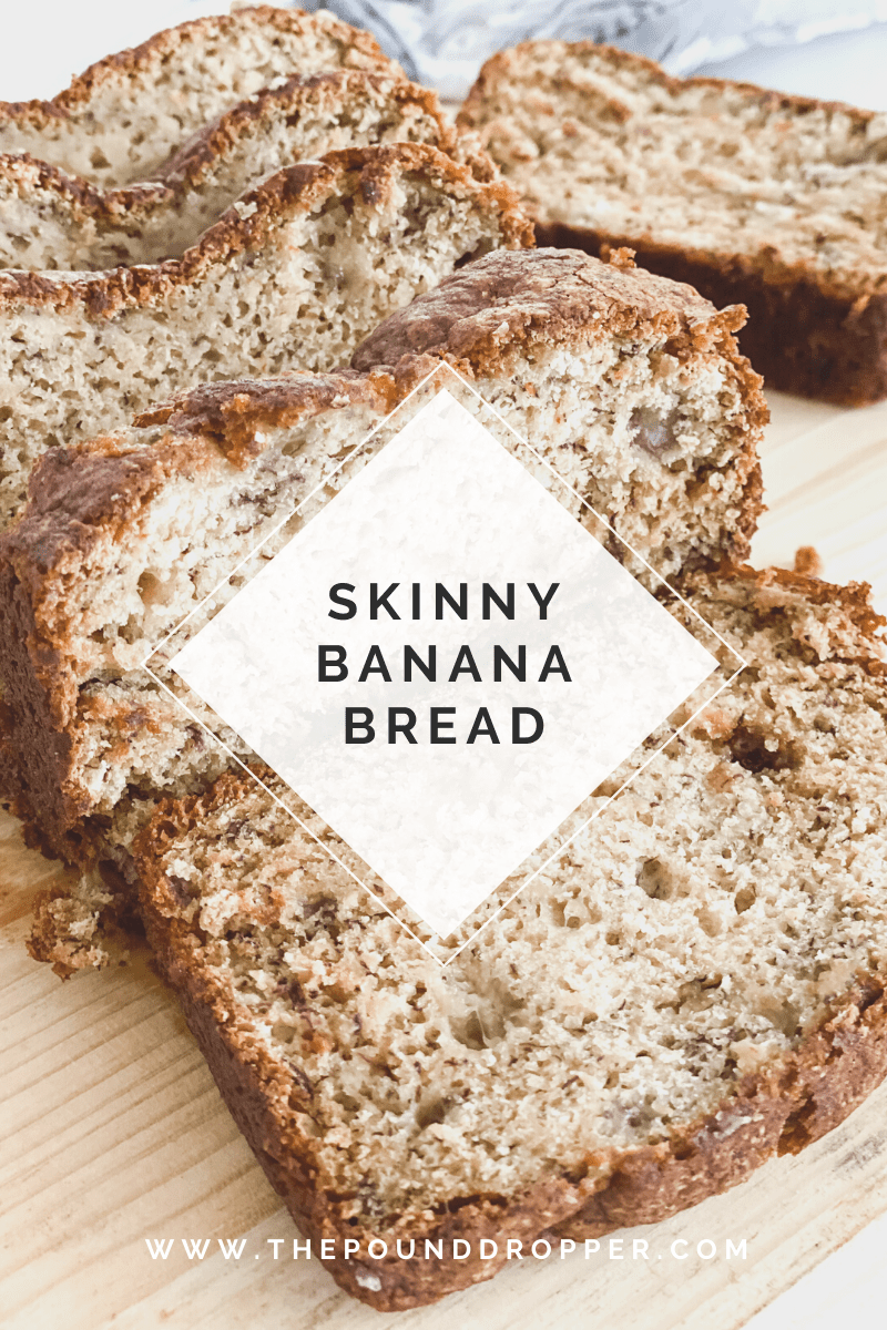 Skinny Banana Bread Or Muffins Pound Dropper