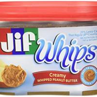Jif whips creamy peanut butter