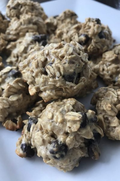 1 Point Oatmeal Chocolate Chip Bites
