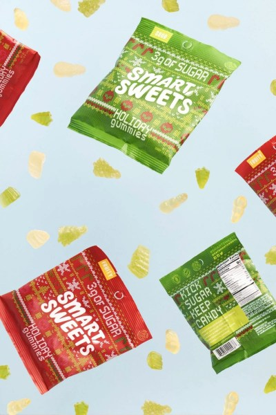 Smart Sweets NEW Holiday gummies