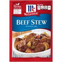 McCormick Beef Stew Seasoning