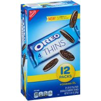 Oreo Thins Single-Serve Cookie Multipack