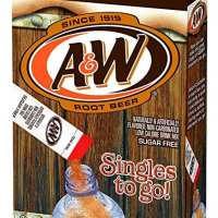 A&W Singles To Go Powder Packets