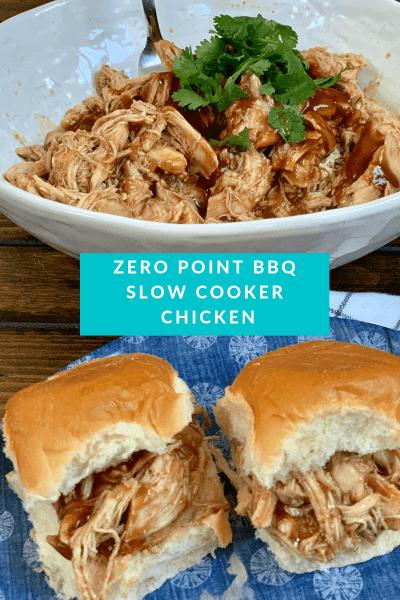 Zero Point BBQ Slow Cooker Chicken