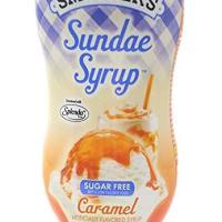 Smucker's sugar free caramel sauce