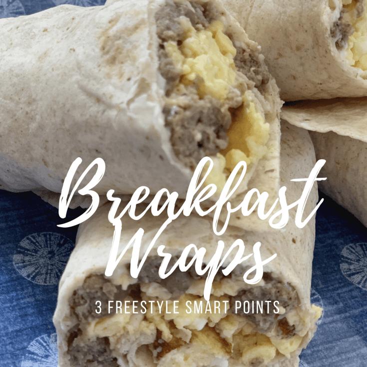 Low Point Breakfast Wraps