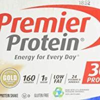 Premier Protein 30g Protein Shakes. (Vanilla (11 Fl. Oz, 12 Pack))