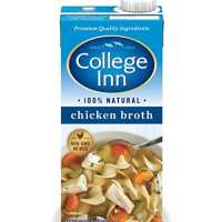 College Inn 99% Fat Free Chicken Broth Carton, 32 oz
