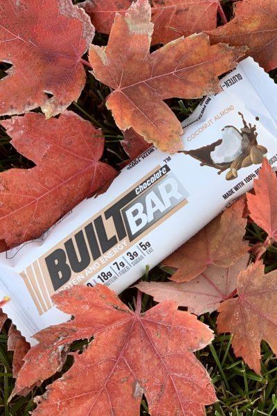 New Built Bar Flavor….Coconut Almond!
