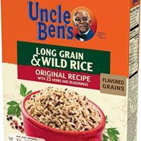 UNCLE BEN'S Flavored Grains: Long Grain & Wild (12pk)