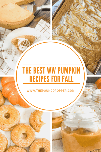 The Best WW Pumpkin Recipes for Fall