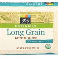 365 Everyday Value, Organic Long Grain White Rice, 32 oz