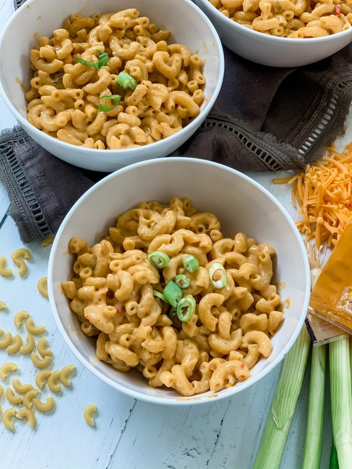 Easy Low Point Mexican Mac N' Cheese