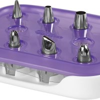 Wilton 2104-1369 Decorating and Piping 8-Piece Tip Starter Set