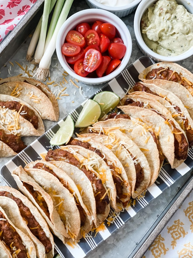 Skinny Mexican Street Tacos