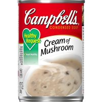 Campbell's Condensed Healthy Request Cream of Mushroom Soup