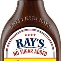 Sweet Baby Ray's No Sugar Added Original Barbecue Sauce
