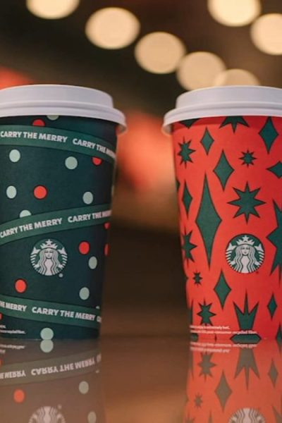 Starbucks WW Friendly Holiday Drink Guide