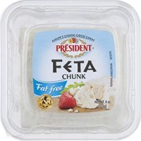 Fat Free Feta Chunk