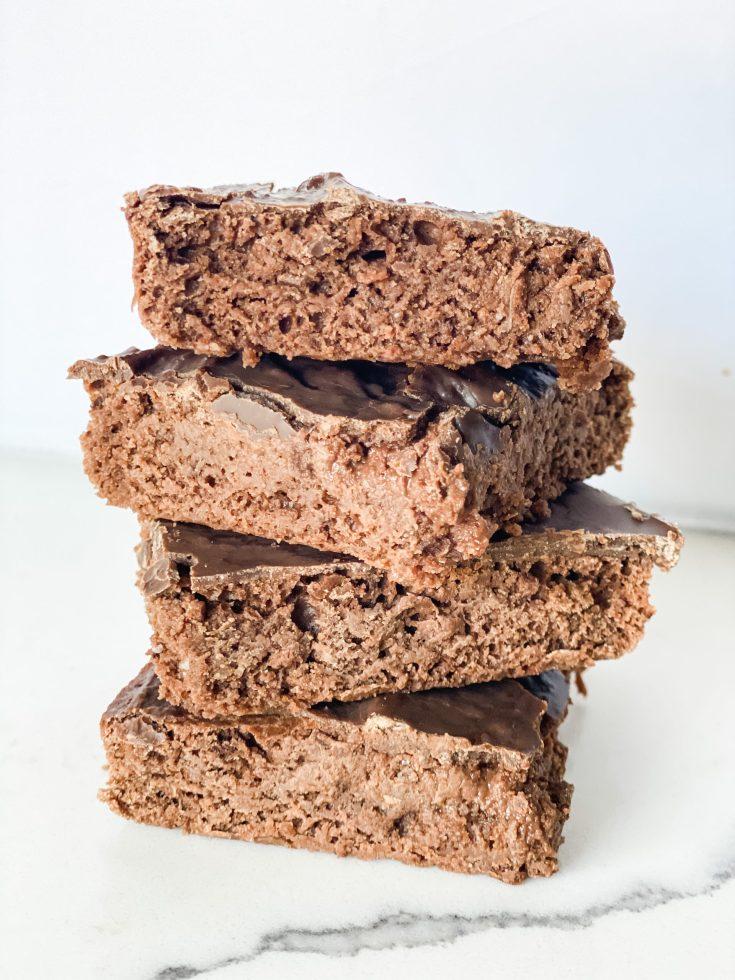 Weight Watchers Fudge Brownies