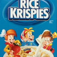 Rice Krispies Toasted Rice Cereal