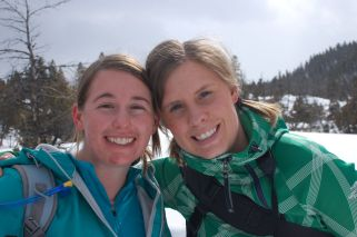 Krista and Hannah