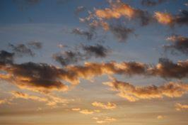 A Sunset Sky