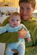 Brent & Ev (6 Months) - My Fav!