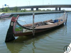Gondola in Portugal
