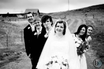 Leaning - Goodman Wedding