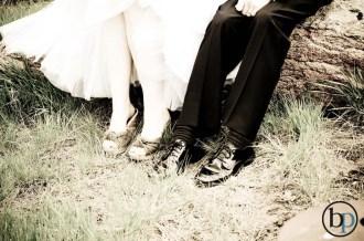 Feet - Goodman Wedding