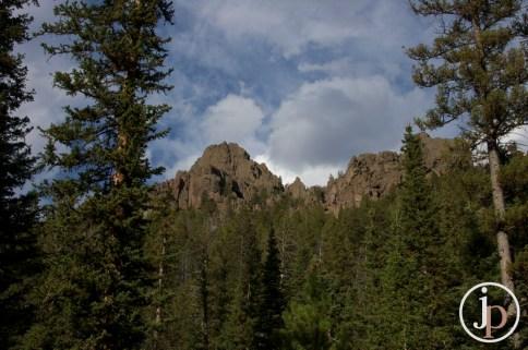 Glourious Mountains