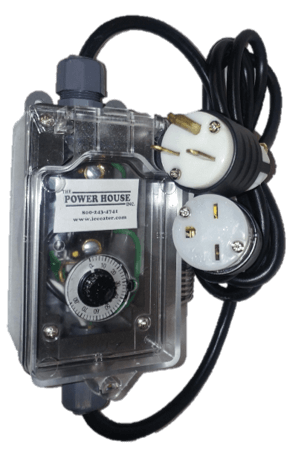 230V Thermostat with 6-15P plug