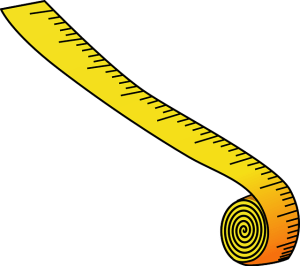 https://pixabay.com/en/measuring-tape-measurement-inches-29455/