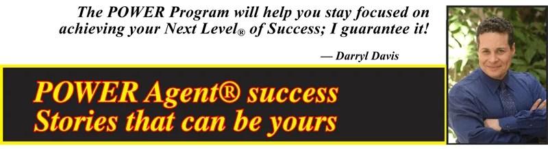 Power Agent Success Stories