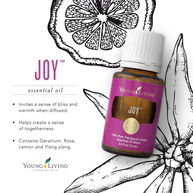 Joy essential oil
