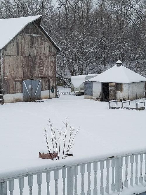 March snow 2017