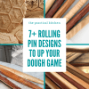 7+ rolling pin designs to up your dough game