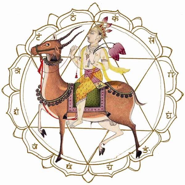 In Indian mythology, Vayu is a supreme deity who rules the space between the sun and earth. His role includes balancing the light and dark energies. Read More.