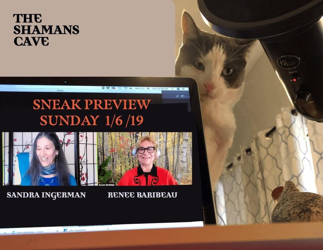 Premiere Episode of The Shamans Cave