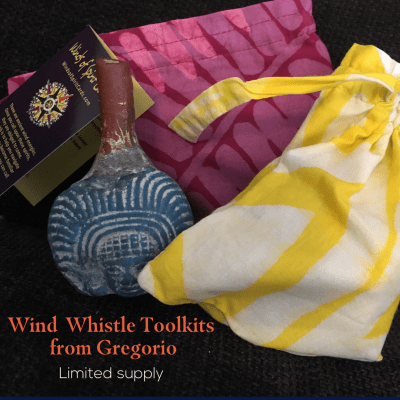 Wind Whistles Gregorio