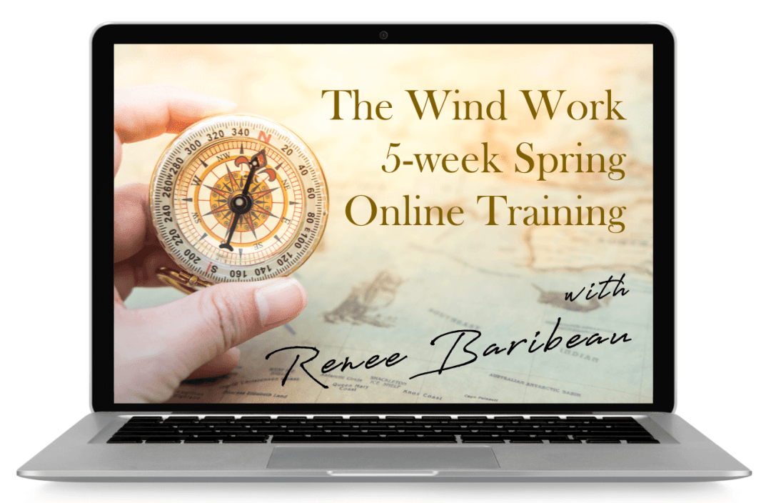 THE 5-MODULE WIND MASTERY SELF-PACED HOME STUDY PROGRAM IS HERE Wind Mastery Program is a practical step-by-step 5-module online training program that helps spiritual seekers find the success and happiness by harnessing the power of the wind. Learn More Here.