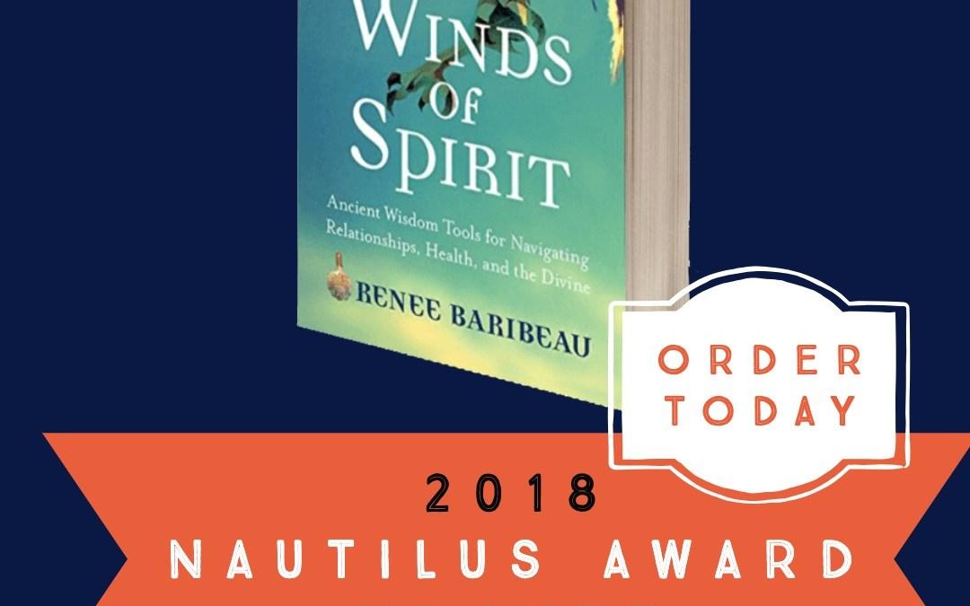 Winds of Spirit is a Gold Nautilus Award Winner