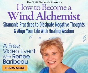 New 7-Week Live Video Training Starts Wednesday, December 11, 2019 at the Shift Network with Nautilus Award-Winning Hay House Author, Wind Whistler & Soul Coach  Renee Baribeau