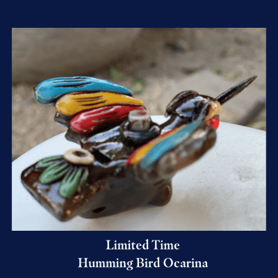 Humming Bird Ocarina
