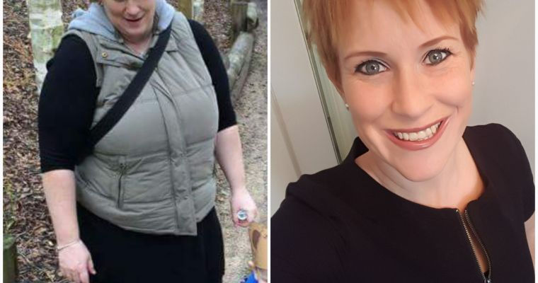 The Power of Focus for Weight Loss:  How this Mum Lost 6 Stone