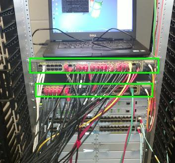 properly wiring a network closet rh thepracticalsysadmin com Wiring Closet Diagram Media Closet Wiring