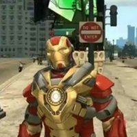 Finish Up GTA IV as Iron Man Before GTA V Comes Out