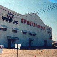 Classic Venues: The Dallas Sportatorium